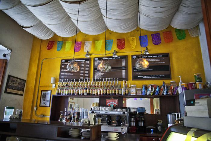 El mejor cafe de Oaxaca